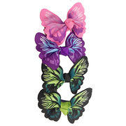 Vivid Butterfly Hair Clips from  Ebolle Fashion Accessories Co. Ltd