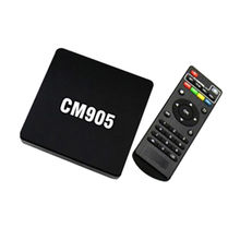 Cloudnetgo A53 Cortex Amlogic octa Core S905 Root Access Android 5.1 TV Box with OTA update