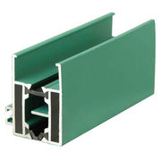 China Aluminum window profile for window and door, with excellent quality and durability in appearance