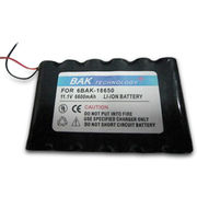 Li-ion Battery Pack from  Shenzhen BAK Technology Co. Ltd