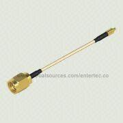 SMA RF Coaxial Cable from  EnterTec Technology Inc.