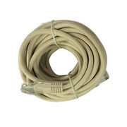 Cat5e UTP network cable from  Dongguan Fuxin Electronics Co Ltd