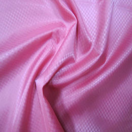 Polyester jacquard taffeta waterproof fabric from  Suzhou Best Forest Import and Export Co. Ltd