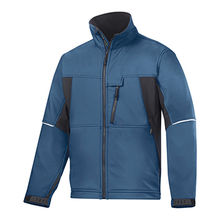 Soft shell jacket from  Fuzhou H&f Garment Co.,LTD