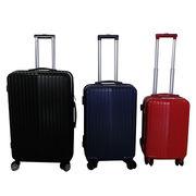 PC luggage set from  Shanghai Alliance Glory International Co. Ltd