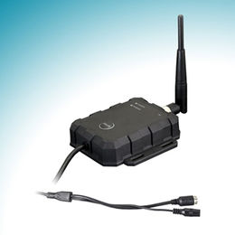 2.4GHz Digital Wireless Transmitter and Receiver with 10 to 32V Power Supply