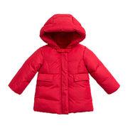 Kid's winter coat jackets from  Fuzhou H&f Garment Co.,LTD