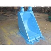 China Excavator bucket for soil and rock collection