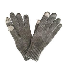 Men's knitted glove from  Nantong Ziyan International Trade Co. Ltd