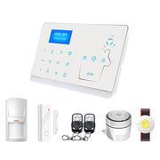 Wireless GSM+PSTN Alarm System YL-007M2-1 from  Shenzhen Chitongda Electronic Co. Ltd