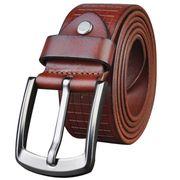 Genuine Leather Belt from  Chanch Accessories International Co. Ltd