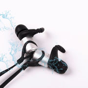 China Bluetooth Wireless In-ear Headphones, Magnetic Earbuds, Earphones with Mic & Volume Control