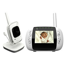 Digital Wireless 2 Way Talking Baby Monitor from  Shenzhen Gospell Smarthome Electronic Co. Ltd
