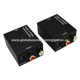 Analog to Digital Audio Converter from  Shenzhen Yomband Electronics Co. Ltd