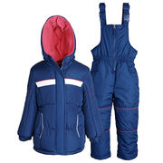 Snowboard Overall and Puffer Coat from  Fuzhou H&f Garment Co.,LTD