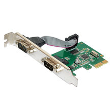PCIE 2 -port Serial Expansion Card from  E-SUN Technology Group Co. Ltd