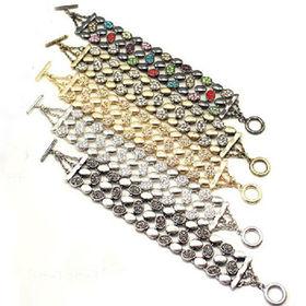 Fashion Metal alloy Bracelet from  Chanch Accessories International Co. Ltd