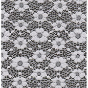 Flower Stretch Soft Lace Fabric from  Fujian Changle Xinmei Knitting lace Co.Ltd