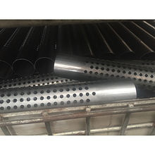 Stainless steel perforated pipe from  Qingdao Chemetals Industries Co. Ltd
