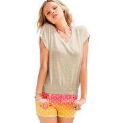 Women's V-neck pullover from  Meimei Fashion Garment Co. Ltd