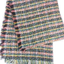 Women winter acrylic island knit scarves from  Hangzhou Willing Textile Co. Ltd