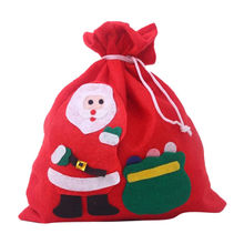 Felt Christmas Bag from  Fuzhou Oceanal Star Bags Co. Ltd