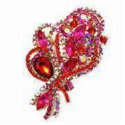 Fashion Jewellery Brooch from  Iris Fashion Accessories Co.Ltd