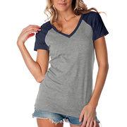 Women Short Sleeve T Shirts from  Fuzhou H&f Garment Co.,LTD