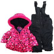 Baby Girls' Winter Clothes from  Fuzhou H&f Garment Co.,LTD