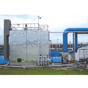 Regenerative Thermal Oxidizer from  KEITI (Korea Environmental Industry & Technology Institute)