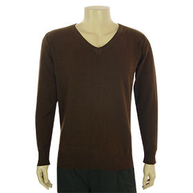 Men's Knitted Winter Sweater from  You Lan Apparel Co. Ltd