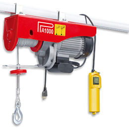 Electric Hoist from  Bada Mechanical & Electrical Co. Ltd