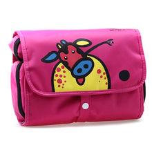 Nylon foldable washing/cosmetic bag from  Fuzhou Oceanal Star Bags Co. Ltd