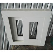 white color aluminum sliding window from  Qingdao Jiaye Doors and Windows Co. Ltd
