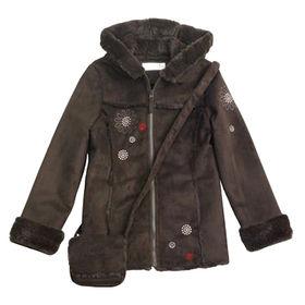 Girls' bonding coats from  Qingdao Classic Landy Garments Co. Ltd