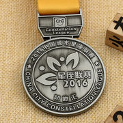 China Wholesale sports souvenir metal custom gold medal