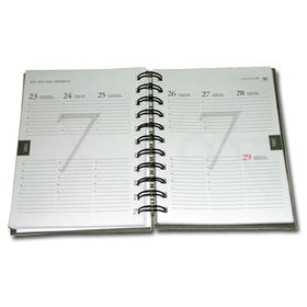 Calendar from  Kinlux Industrial Corporation