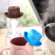 China Easy carry cool spray cowboy cap humidifier