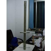 China Solid Type Steel Scaffoldings Screw Jack Base