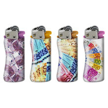 Mini Gas Lighter from  Guangdong Zhuoye Lighter Manufacturing Co. Ltd
