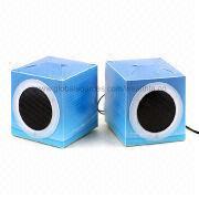 Foldable Speaker Cardboard from  Wealthland (Audio) Limited