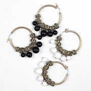 Fashion Hoop Earrings from  Chanch Accessories International Co. Ltd