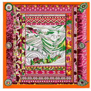 Fashion silk scarves from  Meimei Fashion Garment Co. Ltd