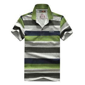 Men's polo shirts from  Qingdao Classic Landy Garments Co. Ltd