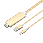 8-pin Lightning to HDTV Adapter Cable from  Shenzhen Koteksun Technology Co., Ltd.
