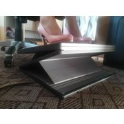China Modern footrest, space saving home furniture for office ladies