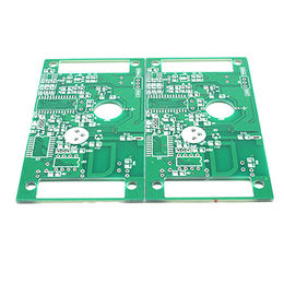 China Double Layer FR-4 Electronic Pcb Manufacturer in