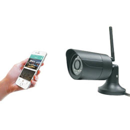 1080P HD Out-door IP/Wi-Fi Camera WIFI Camera from  Shenzhen Gospell Smarthome Electronic Co. Ltd