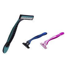 Popular Triple Blades Disposable Razors from  Anhui Light Industries International Co. Ltd