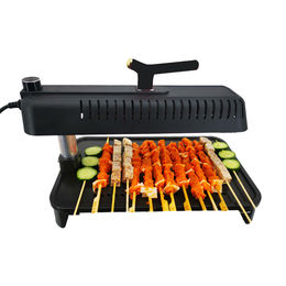 infrared BBQ grill;smokeless BBQ grill